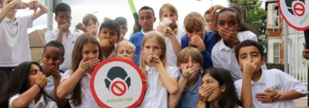 Call on metro mayor candidates to tackle air pollution