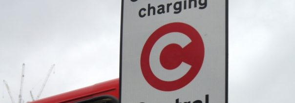 Temporary changes to London's Congestion Charge