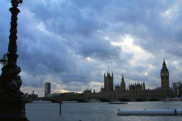 Dark Clouds over Parliament 2